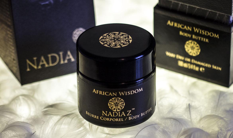 African Wisdom - NadiaZ Natural Cosmetics