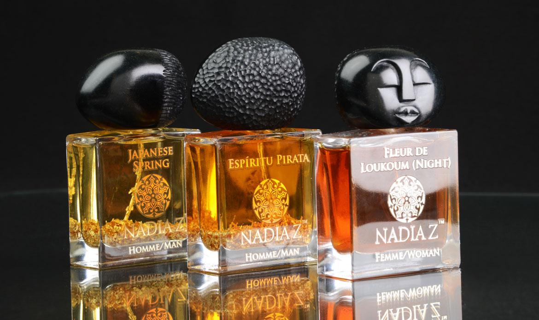 Japanese Spring · NadiaZ Natural Perfumes