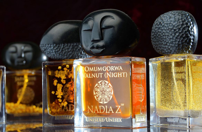 Omumgorwa Walnut (Night) · NadiaZ Natural Perfumes