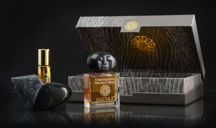 Omumgorwa Walnut (Day) · NadiaZ Natural Perfumes