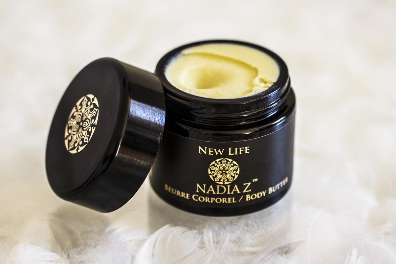 New Life · NadiaZ Natural Cosmetics